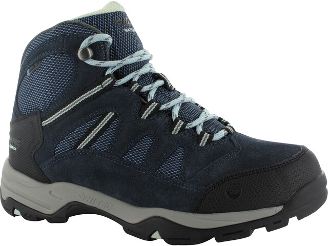Hi-Tec Bandera II WP Shoes Women Cornflower/Sprout